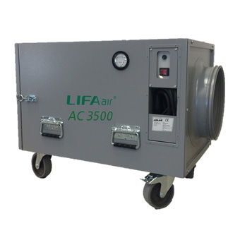 negative air machine ac3500