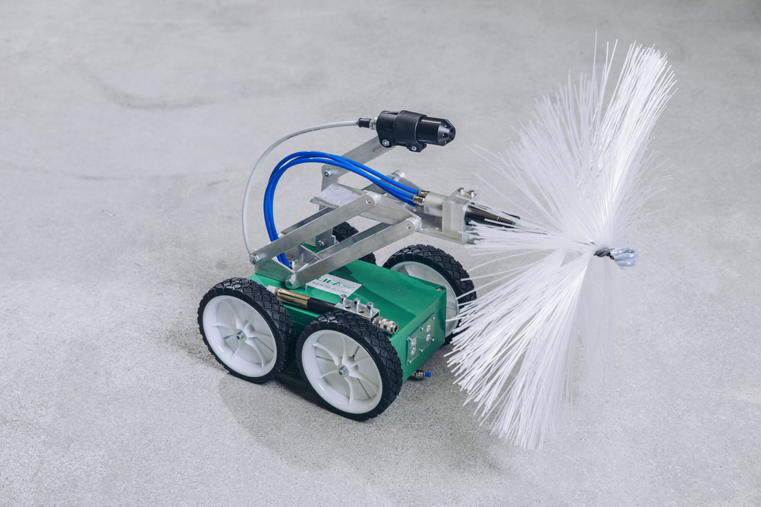 Duct Cleaning Robot
