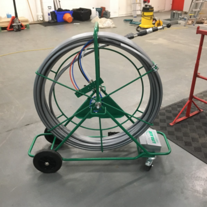 our specialist duct cleaning equipment