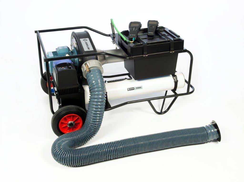 DW143 Ductwork Pressure Testing - Hasman Ltd