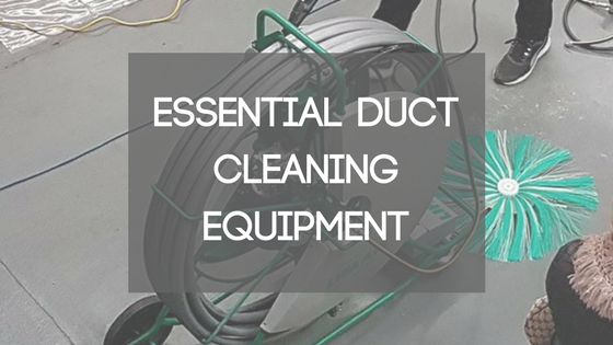 hasman essential air duct cleaning equipment