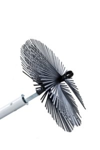 razor grease brush