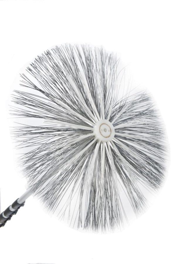 tynex brush with nylon centre