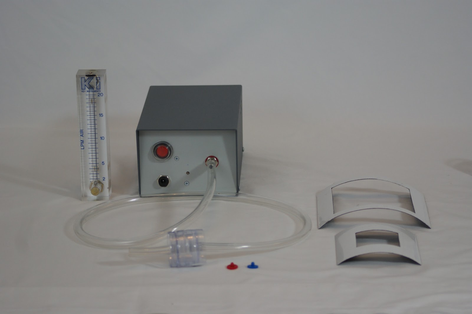 Hasman vacuum test pump